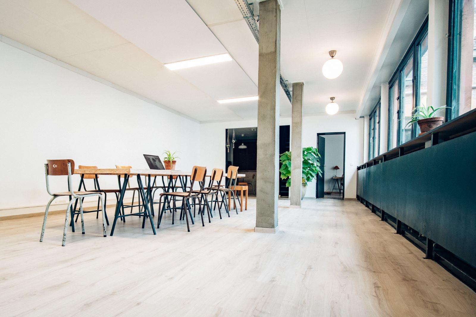 Vergaderruimte huren Antwerpen - The Floor 3