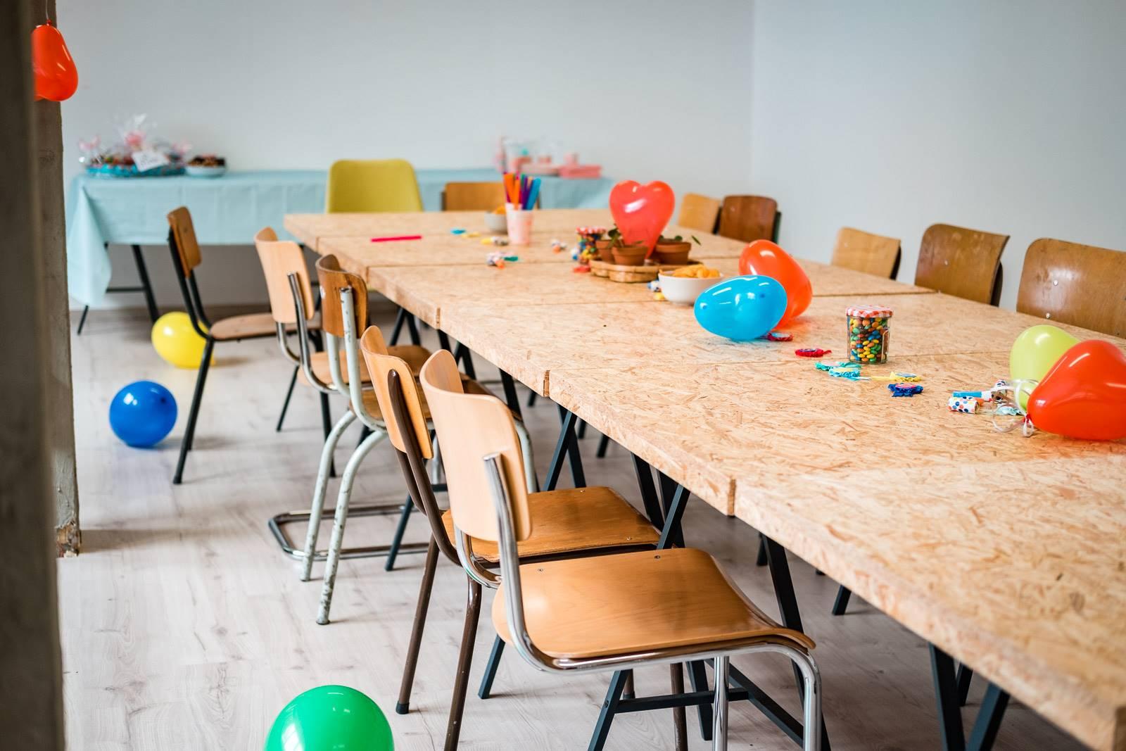 Zaal huren kinderfeestje Antwerpen 4