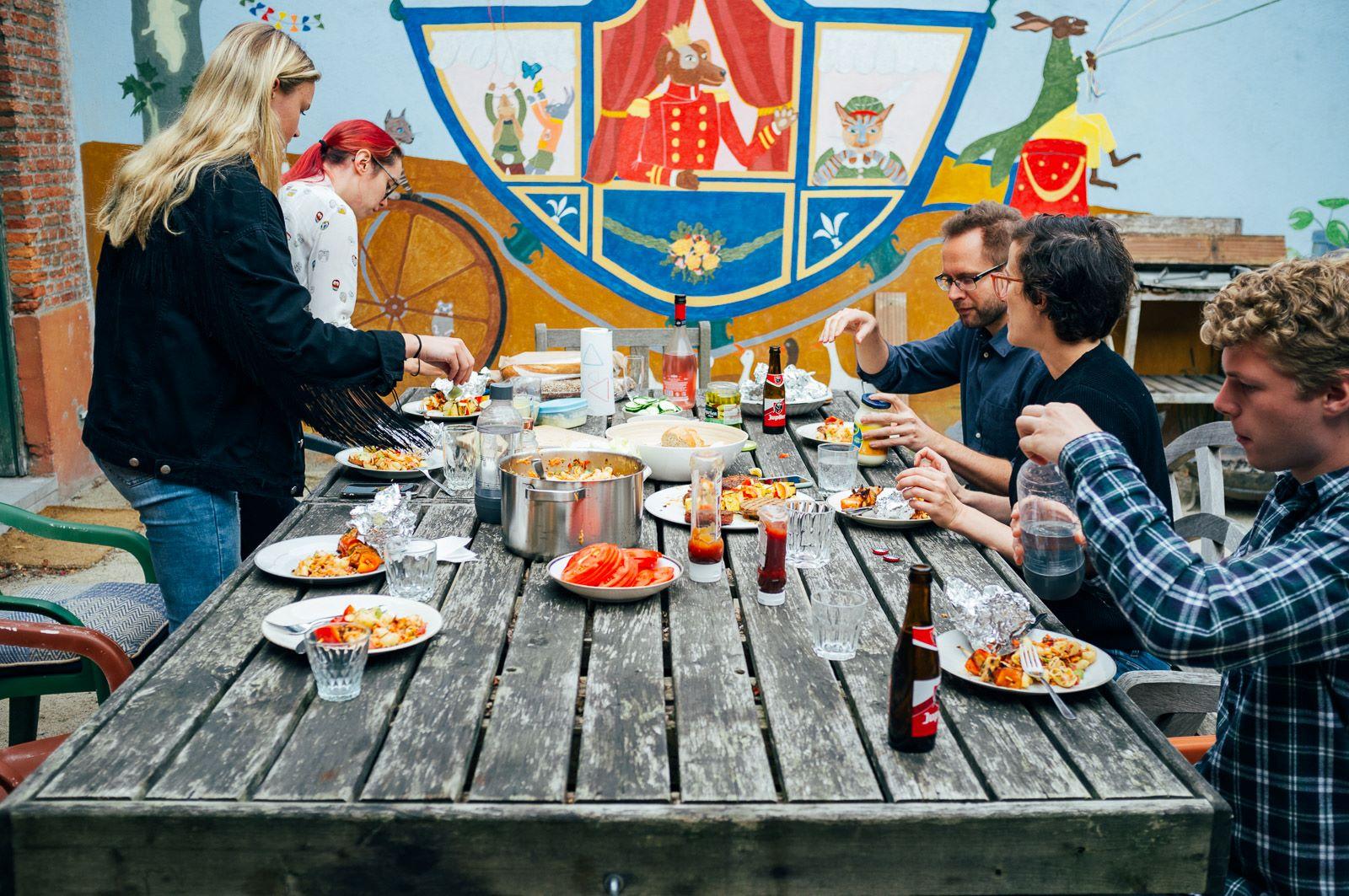 Locatie voor barbecue Antwerpen - Bedrijfsbarbecue bij The Floor 01