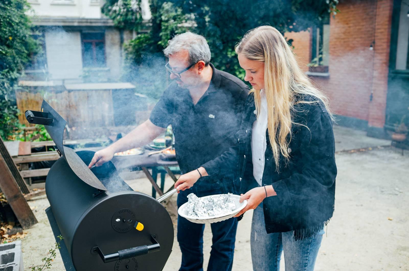 Locatie voor barbecue Antwerpen - Bedrijfsbarbecue bij The Floor 07